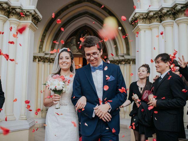 El matrimonio de Roberto y Evelyn en La Reina, Santiago 22