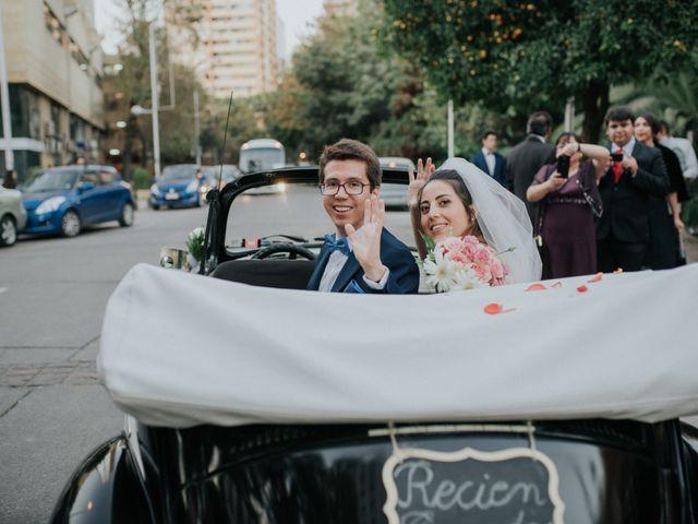 El matrimonio de Roberto y Evelyn en La Reina, Santiago 23