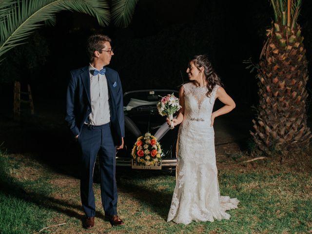 El matrimonio de Roberto y Evelyn en La Reina, Santiago 25