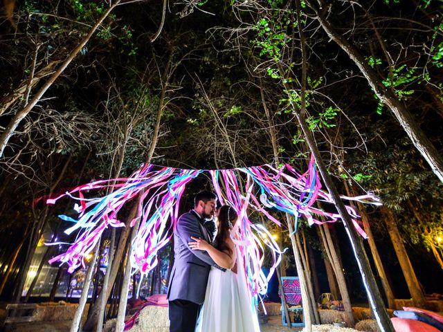 El matrimonio de Joselyn y Pablo