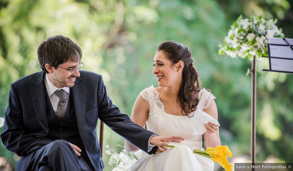 El matrimonio de Ignacio y Camila en Melipilla, Melipilla