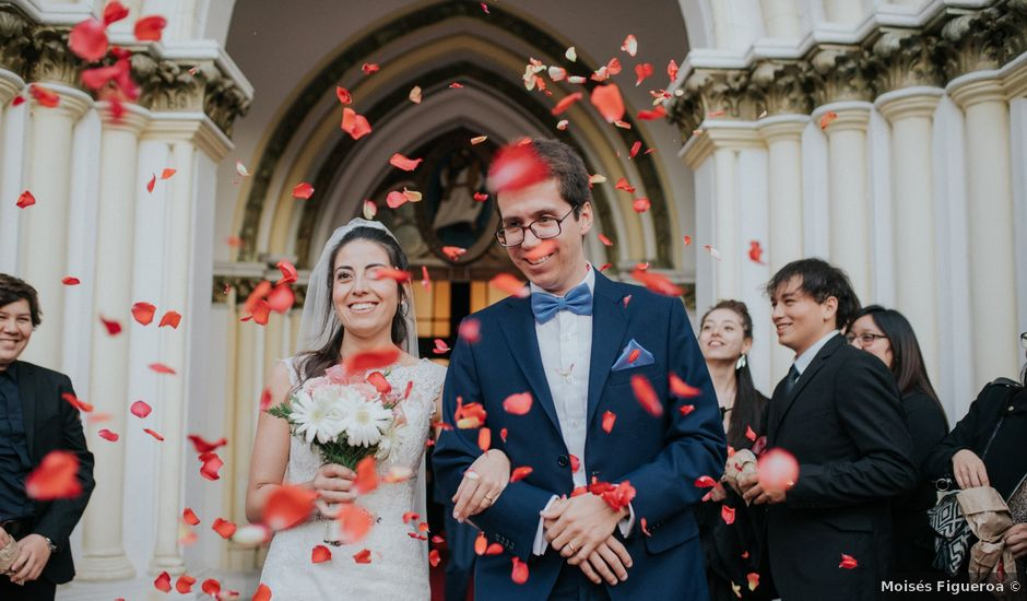 El matrimonio de Roberto y Evelyn en La Reina, Santiago