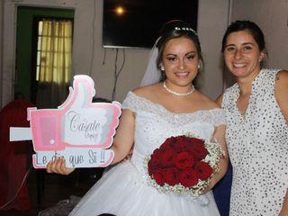 El matrimonio de Franchesca  y Miguel  2