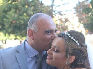 El matrimonio de Franchesca  y Miguel  3