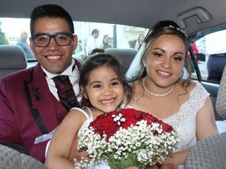 El matrimonio de Franchesca  y Miguel