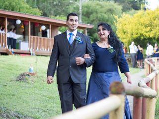 El matrimonio de Rachell y Gabriel 2