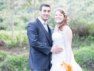 El matrimonio de Rachell y Gabriel