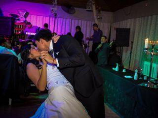 El matrimonio de lisette y Alejandro 1