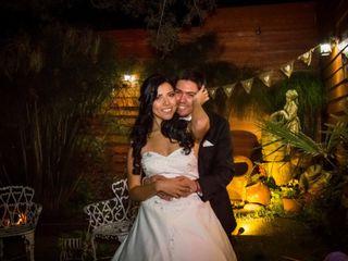 El matrimonio de lisette y Alejandro
