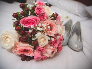El matrimonio de Francisco Diaz y Carla Cabrera 2