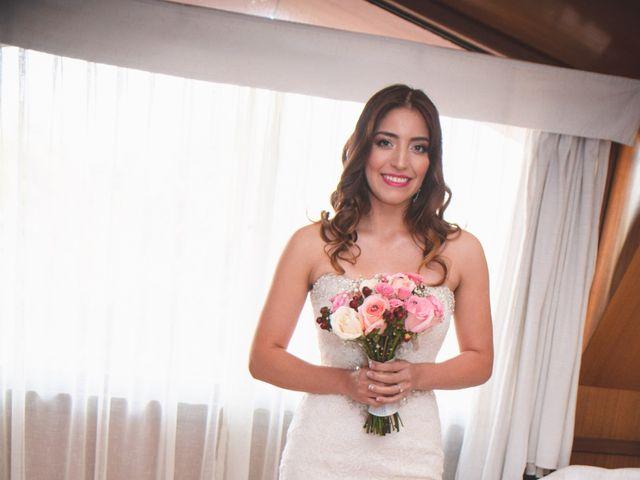 El matrimonio de Carla Cabrera y Francisco Diaz en Las Condes, Santiago 5