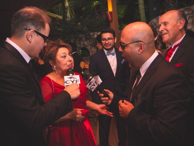 El matrimonio de Carla Cabrera y Francisco Diaz en Las Condes, Santiago 7