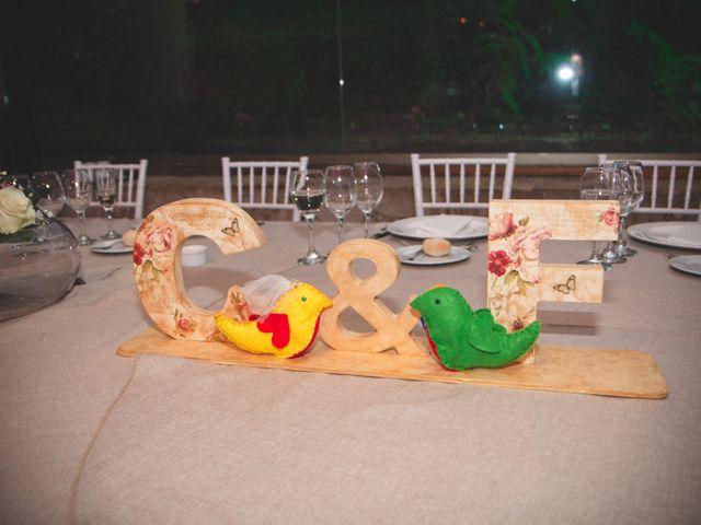 El matrimonio de Carla Cabrera y Francisco Diaz en Las Condes, Santiago 9