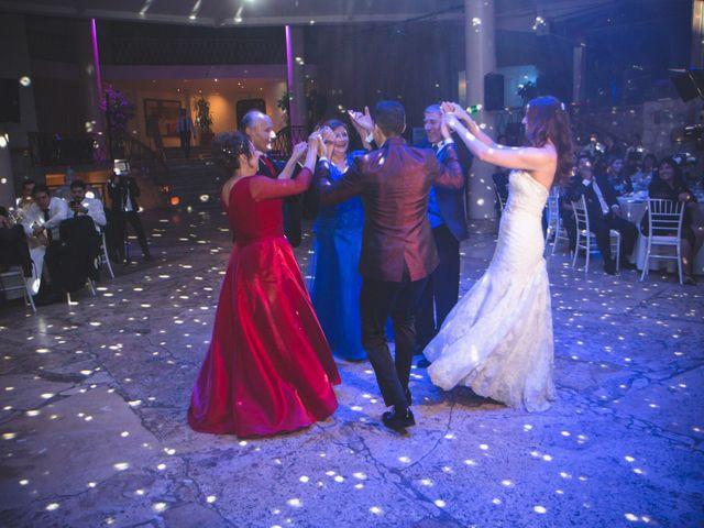El matrimonio de Carla Cabrera y Francisco Diaz en Las Condes, Santiago 18
