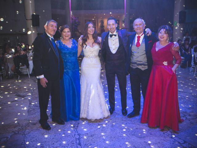 El matrimonio de Carla Cabrera y Francisco Diaz en Las Condes, Santiago 19
