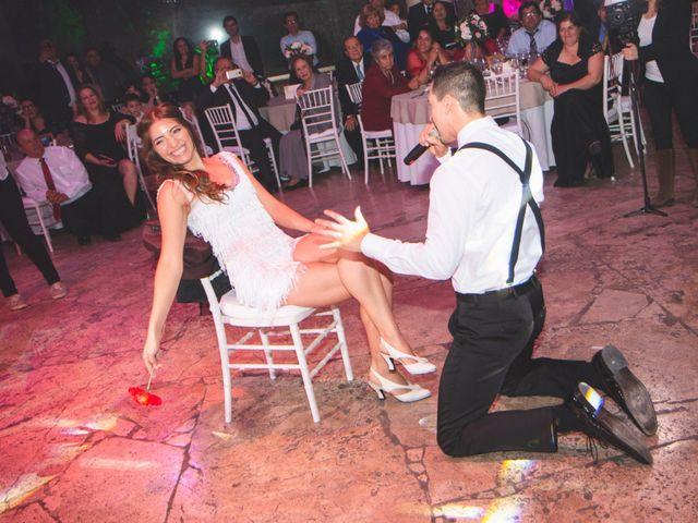 El matrimonio de Carla Cabrera y Francisco Diaz en Las Condes, Santiago 27