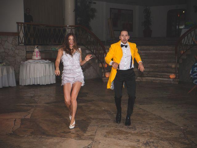 El matrimonio de Carla Cabrera y Francisco Diaz en Las Condes, Santiago 30