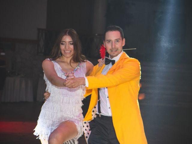 El matrimonio de Carla Cabrera y Francisco Diaz en Las Condes, Santiago 32