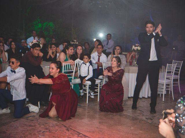 El matrimonio de Carla Cabrera y Francisco Diaz en Las Condes, Santiago 34