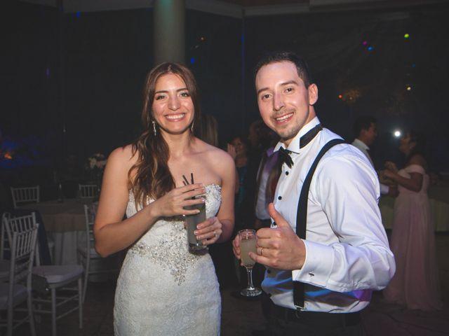 El matrimonio de Carla Cabrera y Francisco Diaz en Las Condes, Santiago 38