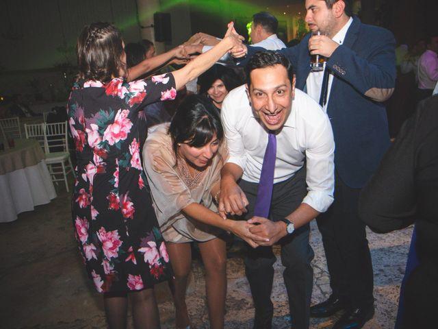 El matrimonio de Carla Cabrera y Francisco Diaz en Las Condes, Santiago 40
