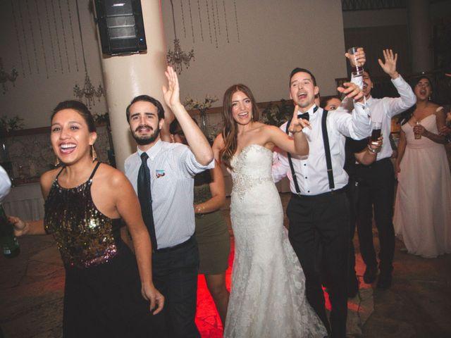 El matrimonio de Carla Cabrera y Francisco Diaz en Las Condes, Santiago 41