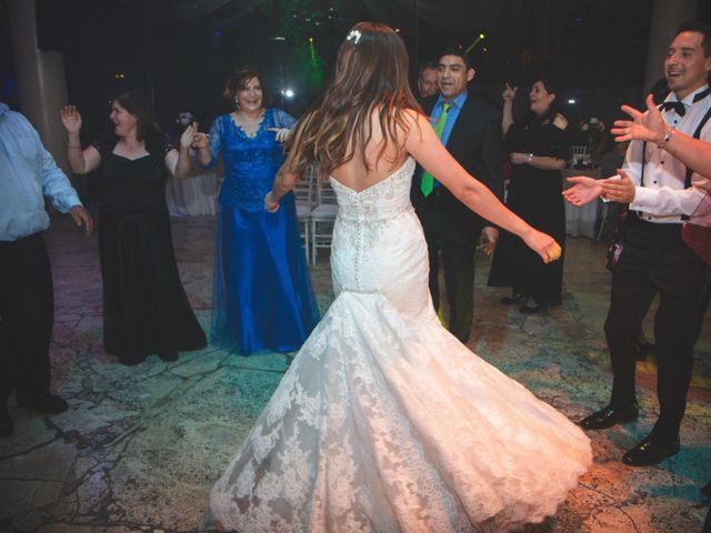 El matrimonio de Carla Cabrera y Francisco Diaz en Las Condes, Santiago 43
