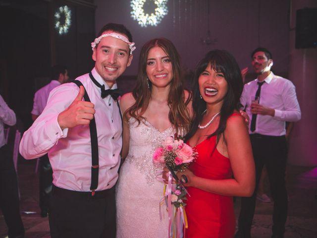 El matrimonio de Carla Cabrera y Francisco Diaz en Las Condes, Santiago 46