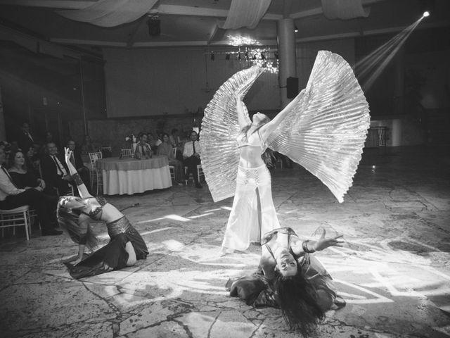 El matrimonio de Carla Cabrera y Francisco Diaz en Las Condes, Santiago 57