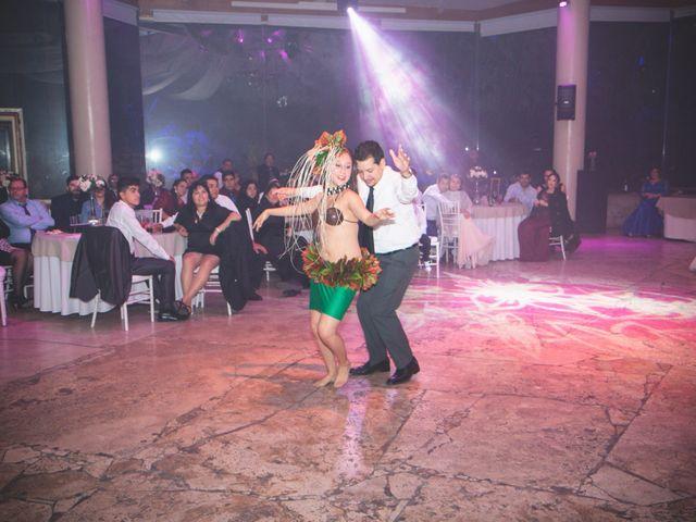 El matrimonio de Carla Cabrera y Francisco Diaz en Las Condes, Santiago 70