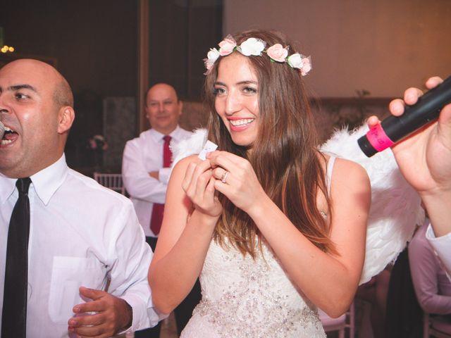 El matrimonio de Carla Cabrera y Francisco Diaz en Las Condes, Santiago 84