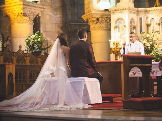 El matrimonio de Carla Cabrera y Francisco Diaz en Las Condes, Santiago 89