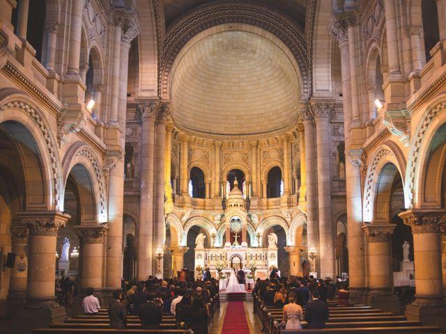 El matrimonio de Carla Cabrera y Francisco Diaz en Las Condes, Santiago 90