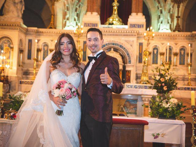 El matrimonio de Carla Cabrera y Francisco Diaz en Las Condes, Santiago 1