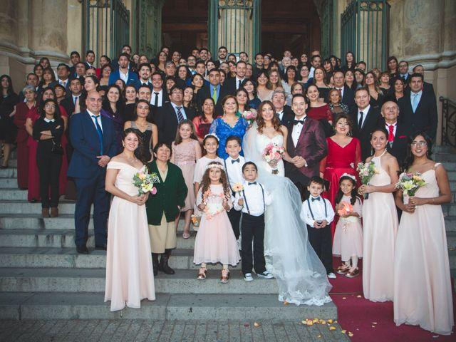 El matrimonio de Carla Cabrera y Francisco Diaz en Las Condes, Santiago 92