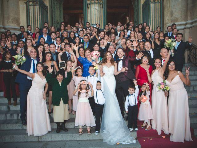 El matrimonio de Carla Cabrera y Francisco Diaz en Las Condes, Santiago 93