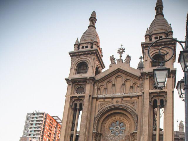 El matrimonio de Carla Cabrera y Francisco Diaz en Las Condes, Santiago 94