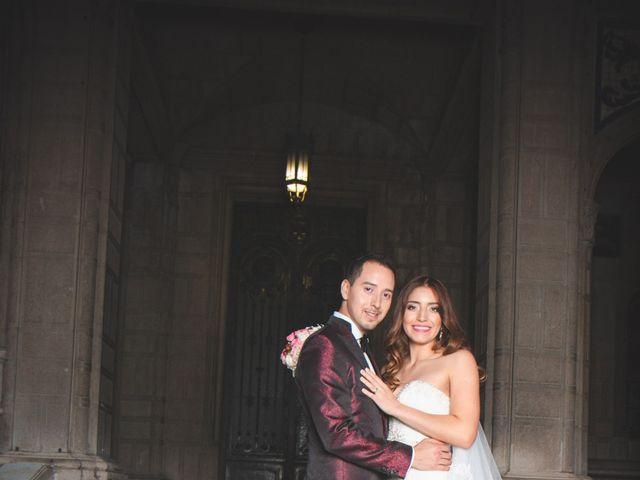 El matrimonio de Carla Cabrera y Francisco Diaz en Las Condes, Santiago 95
