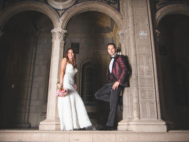 El matrimonio de Carla Cabrera y Francisco Diaz en Las Condes, Santiago 96