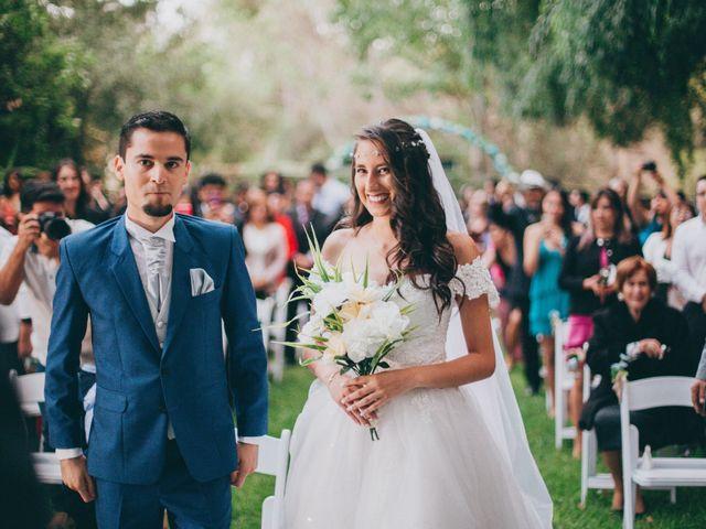 El matrimonio de Natalie y Nicolas