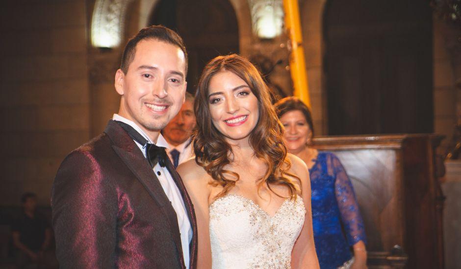 El matrimonio de Carla Cabrera y Francisco Diaz en Las Condes, Santiago