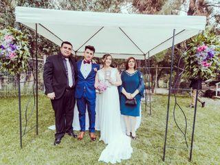 El matrimonio de Cecilia y Jonhatan 1