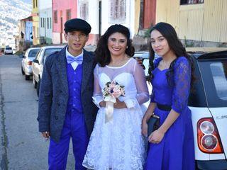 El matrimonio de Janett y Cristián 1
