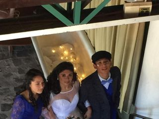 El matrimonio de Janett y Cristián 3