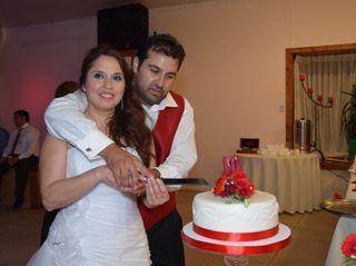 El matrimonio de Bruno y Teresa