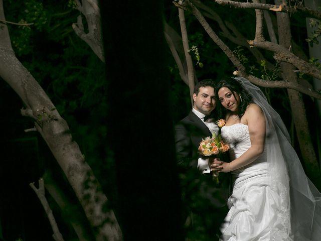 El matrimonio de Natalia y Juan