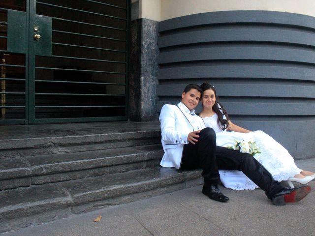 El matrimonio de Martín y Sharon en Santiago, Santiago 1