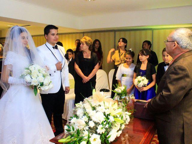 El matrimonio de Martín y Sharon en Santiago, Santiago 6