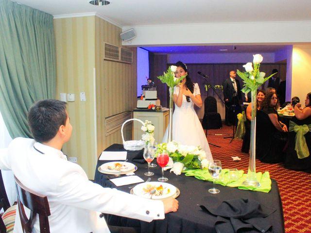 El matrimonio de Martín y Sharon en Santiago, Santiago 16