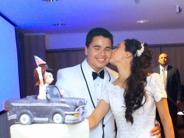 El matrimonio de Martín y Sharon en Santiago, Santiago 21